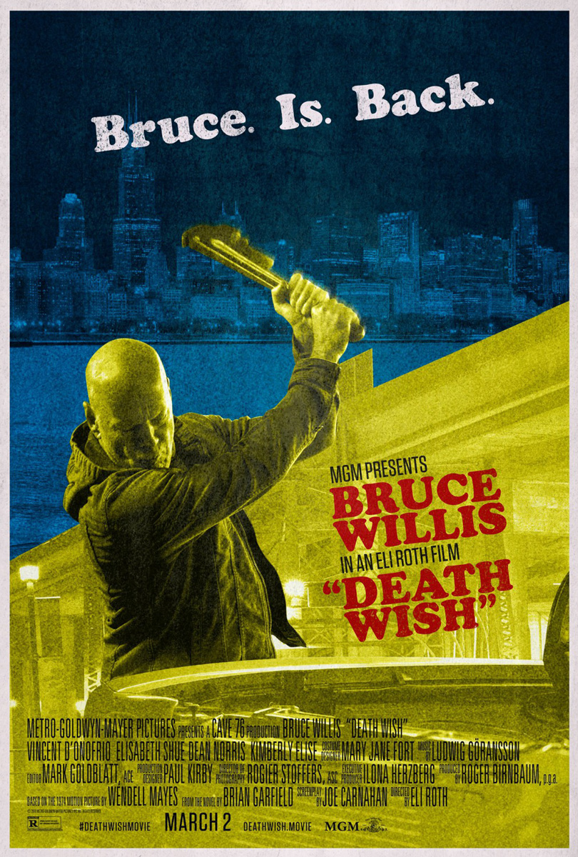 DEATHWISH GRINDHOUSE POSTER 1