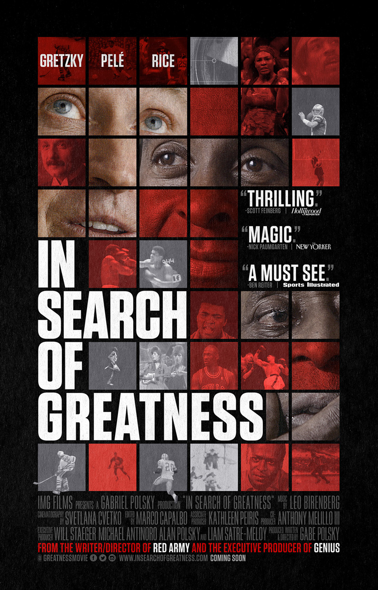 IN SEARCH OF GREATNESS KEY ART