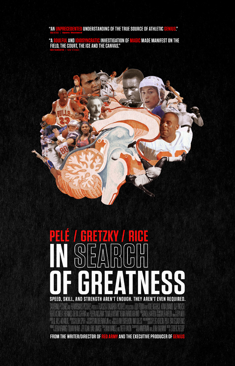 IN SEARCH OF GREATNESS ALTERNATE POSTER