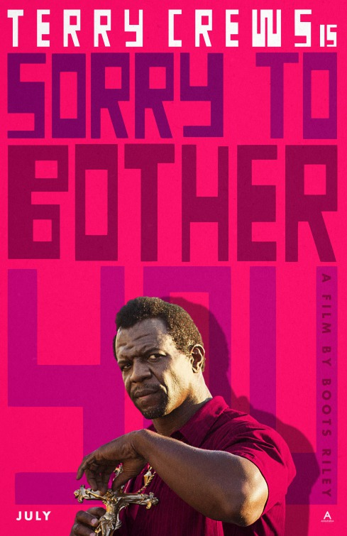 SORRY TO BOTHER YOU DANNY GLOVER