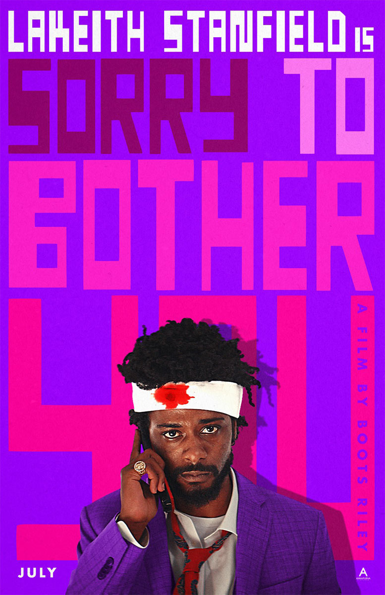 SORRY TO BOTHER YOU TEASER